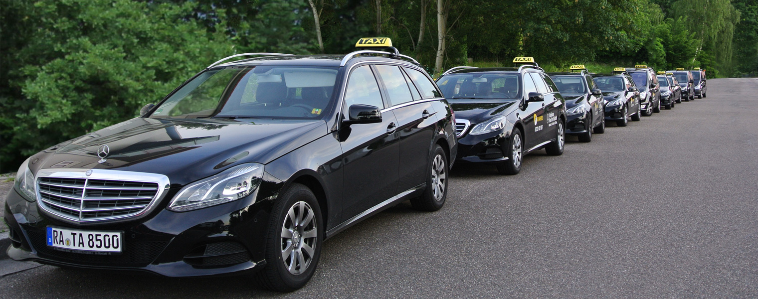 Taxi Ahmed | Your reliable partner in the region Rastatt